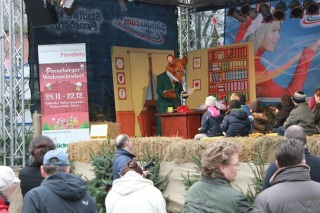 Mein Besuch auf dem Weihnachtsmarkt