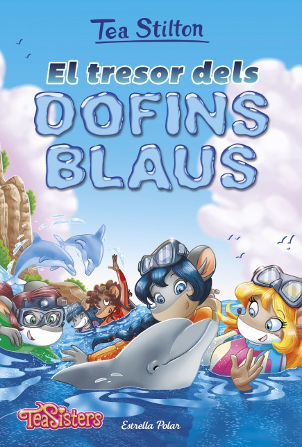 El tresor dels dofins blaus