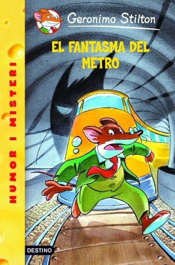 12. El fantasma del metro