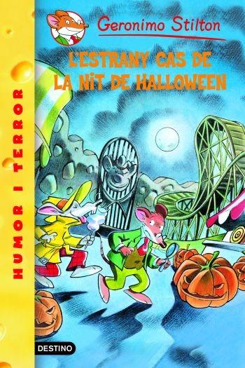 29. L'estrany cas de la nit de Halloween