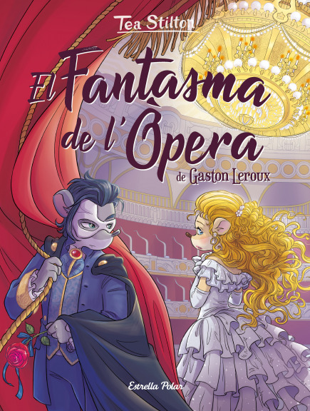 El fantasma de l'òpera