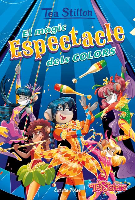 El màgic espectacle dels colors