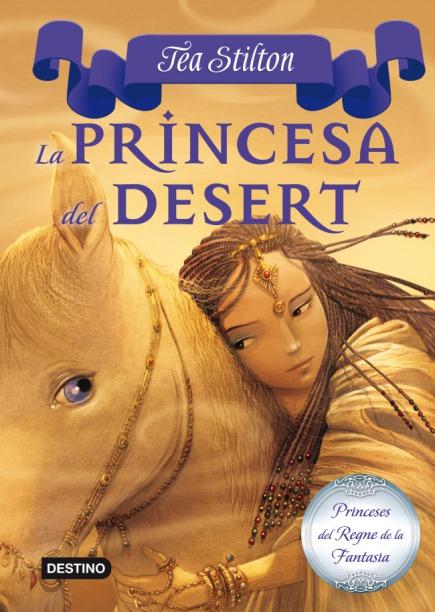 3. La princesa del Desert
