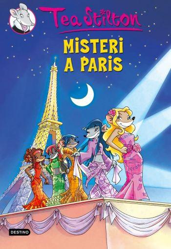 4. Misteri a París