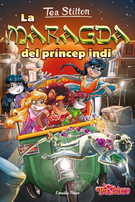 La Maragda del príncep indi