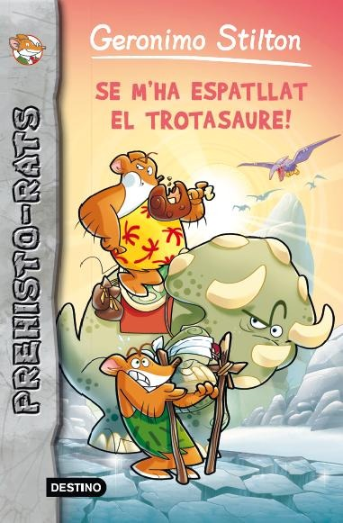 5. Se m'ha espatllat el trotasaure