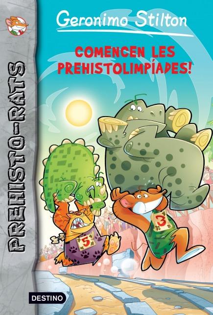 Comencen les prehistolimpíades!