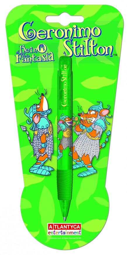 Blíster Bolígraf Stilton Regne dels Follets (verd)