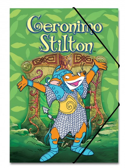 Carpeta Stilton Regne dels Follets (verd)