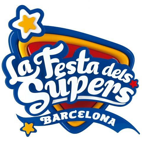 Aquest cap de setmana us espero a tots a la Festa dels Súpers!!