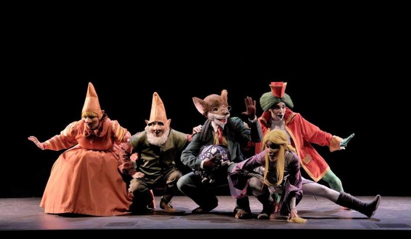 El ratoncito Geronimo Stilton da el salto al género musical