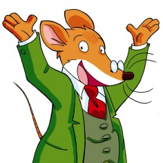 Geronimo Stilton. Temporada Alta 2011.
