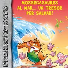 Mossegasaures al Mar...Un Tresor Per Salvar!
