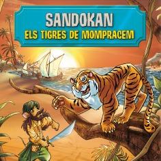 Sandokan, Els Tigres de Mompracem