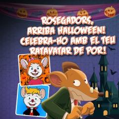 Voleu un ratavatar de por? Arriba Halloween, rosegadors!!