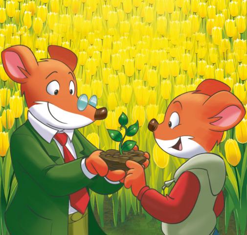 Avui és el dia de la felicitat i comença la primavera!