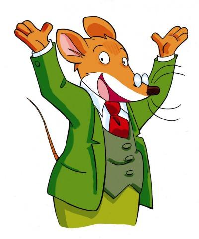 Periodistes amb bigot de ratolí!