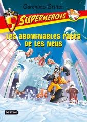 Nou llibre dels Superherois!