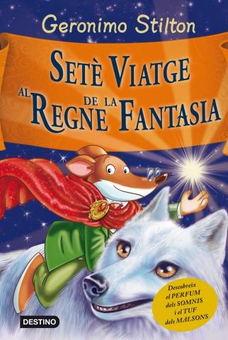 Demà es publica el Setè Viatge al Regne de la Fantasia!