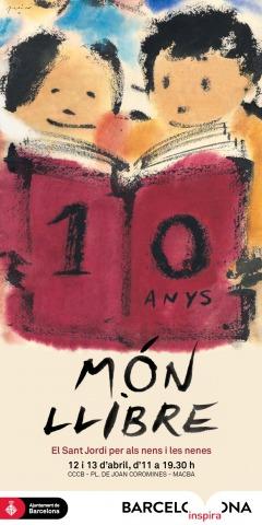 Tenim una cita al Món Llibre aquest cap de setmana!! Que vindreu?
