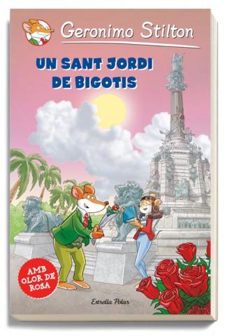 Demà, demà, demà!!! Demà és el gran dia! Demà és Sant Jordi!!