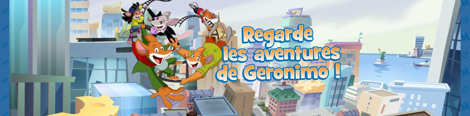 Geronimo sur France 5