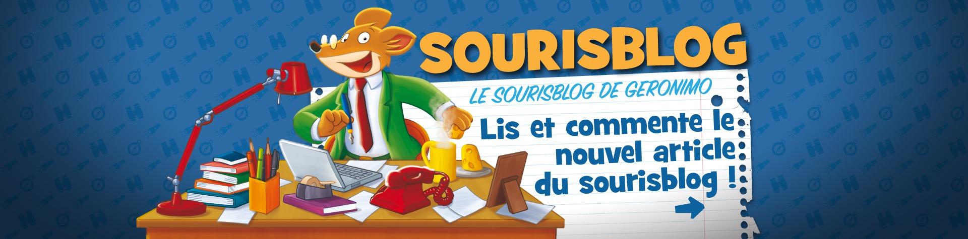 Lis le Sourisblog !