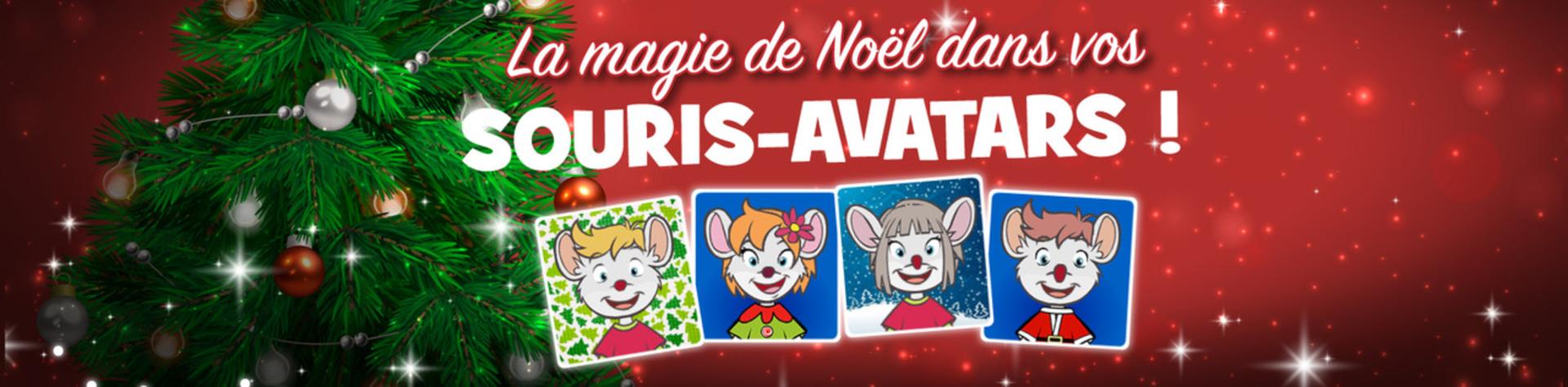Des avatars pour Noël