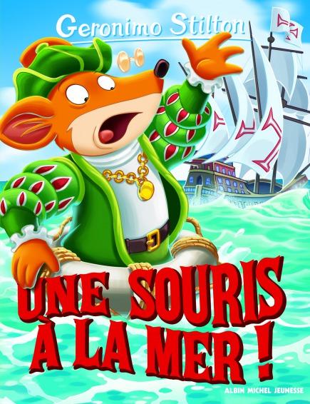 Une souris à la mer ! n°81