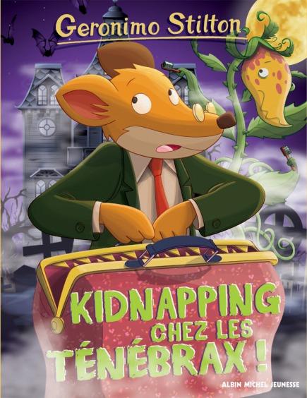 Kidnapping chez les Ténébrax n° 55