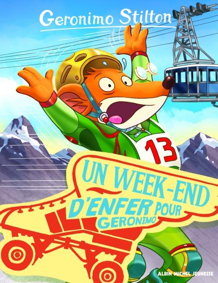 Un week-end d'enfer pour Geronimo N°18