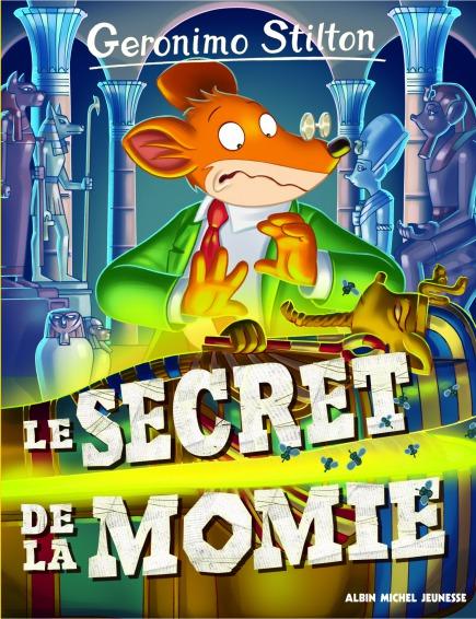 Le secret de la momie n° 44