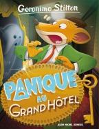 Panique au Grand Hôtel N°49