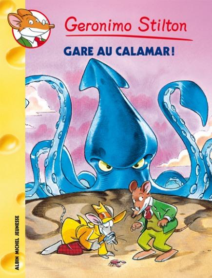 Gare au calamar !