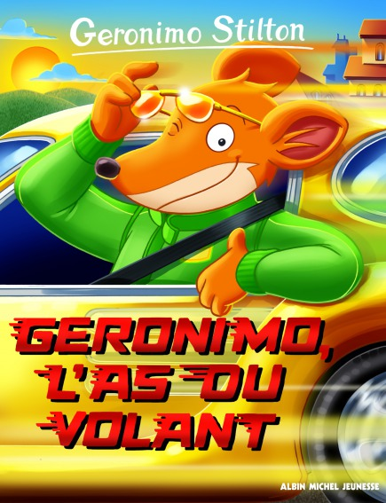 Geronimo, l'as du volant N°38