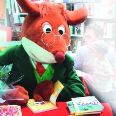 L'interview officielle de Geronimo Stilton !