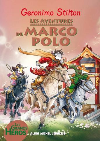 Une nouvelle année scolaire assourissante a commencé avec les aventures de Marco Polo !