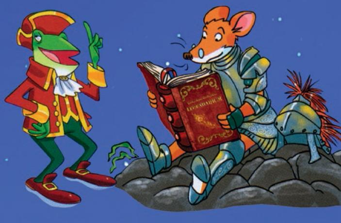 Prêts pour le concours du Grand livre du Royaume de la Fantaisie ?