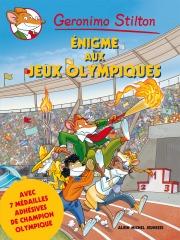 Prêts pour la nouvelle édition d'Enigme aux Jeux Olympiques ?