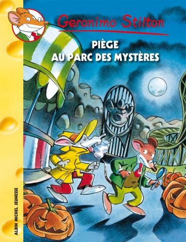 Piège au parc des Mystères : en avant pour une nouvelle aventure frissonnante !