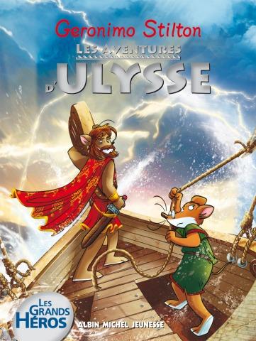 Revivez l'aventure toute en poils et moustaches d'Ulysse !
