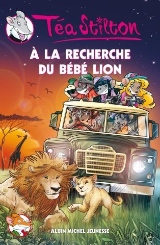 À LA RECHERCHE DU BÉBÉ LION !