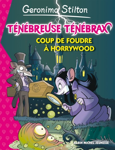 Une nouvelle énigme pour Ténébreuse dans COUP DE FOUDRE À HORRYWOOD !