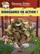 Dinosaures en action !