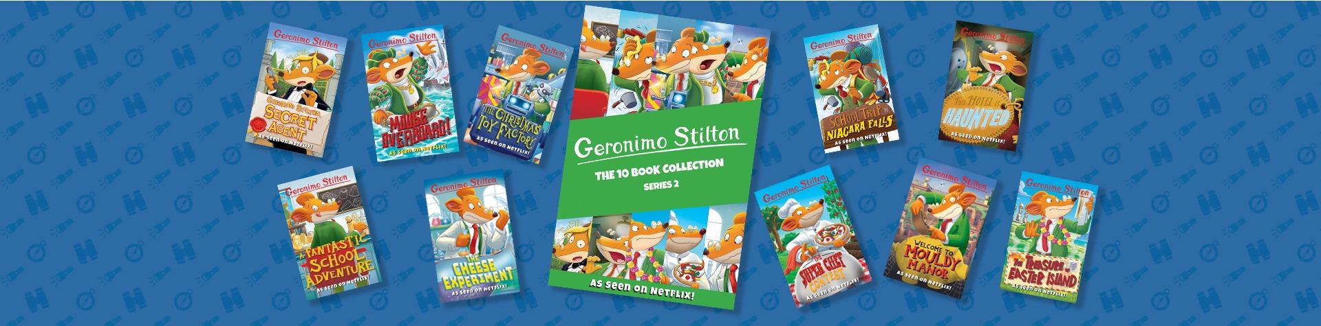 Geronimo Stilton Series 2