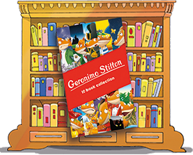 Geronimo Stilton: The 10 Book Collection (Series 1)