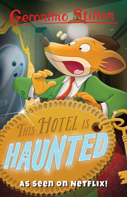 This Hotel Is Haunted