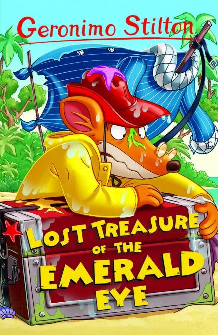 Lost Treasure of the Emerald Eye (#1)