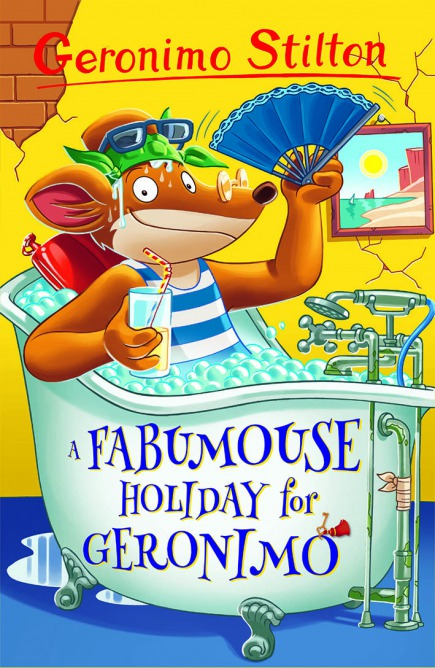 A Fabumouse Holiday for Geronimo
