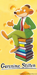 New Geronimo Stilton books coming soon!